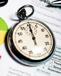 Time is Business auch bei der Steuerkanzlei Hedda Sonnemann in Wolmirstedt.