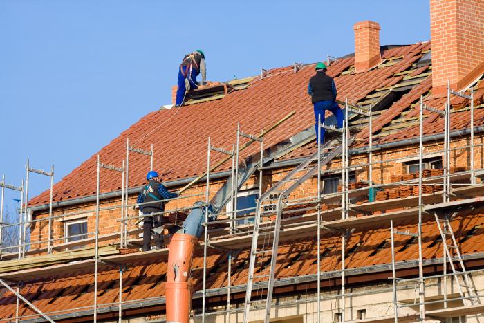 Alles aus einer Hand ist das Motto vom Dachdeckermeisterbetrieb Jens Meyer aus Eula.